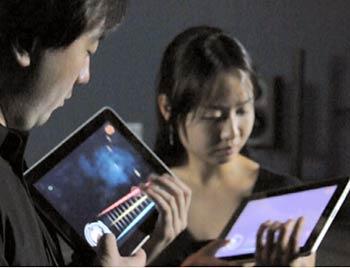 Magisk fele på iPad