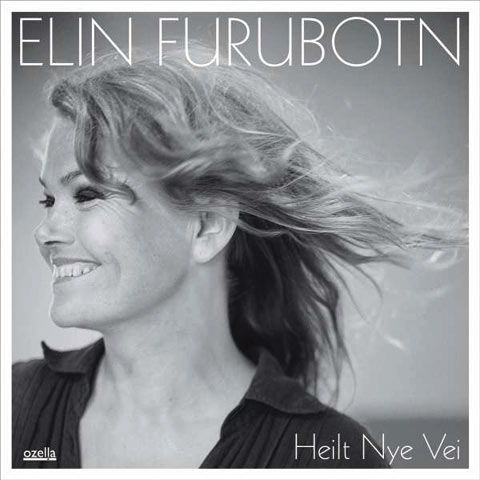 CD-omslag Elin Furubotn
