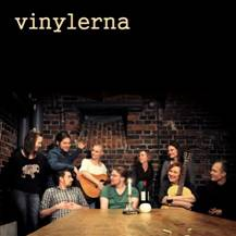 Vinylerna CD-cover