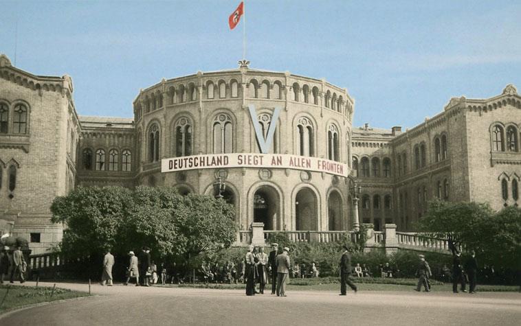 Stortinget i 1941