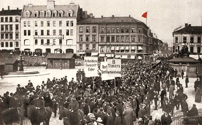 Youngstorget 1908