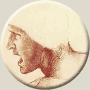 Leonardo-tegning