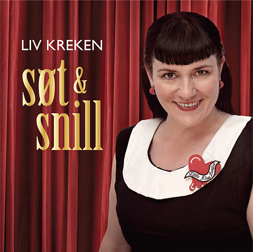 Liv Kreken CD - Søt & snill