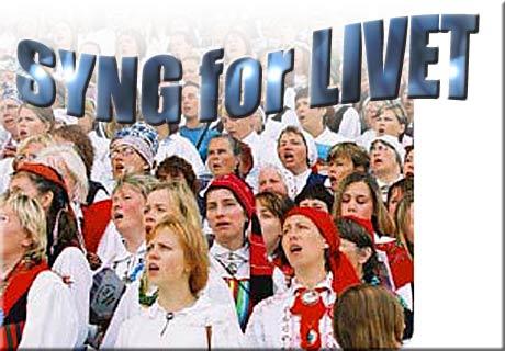 Syng for Livet