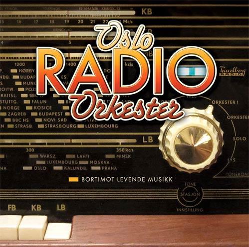 Oslo Radio-Orkester CD-omslag