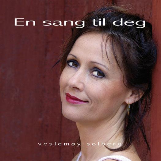 CD-omslag Veslemøy Solberg