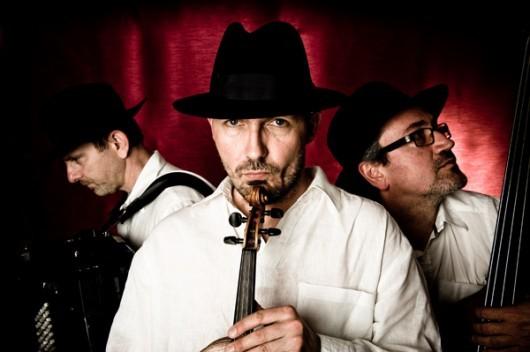 Klezmer-trioen Kroke
