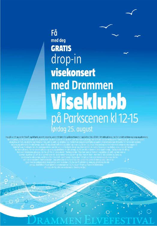 Drop-in visekonsert med Drammen VK