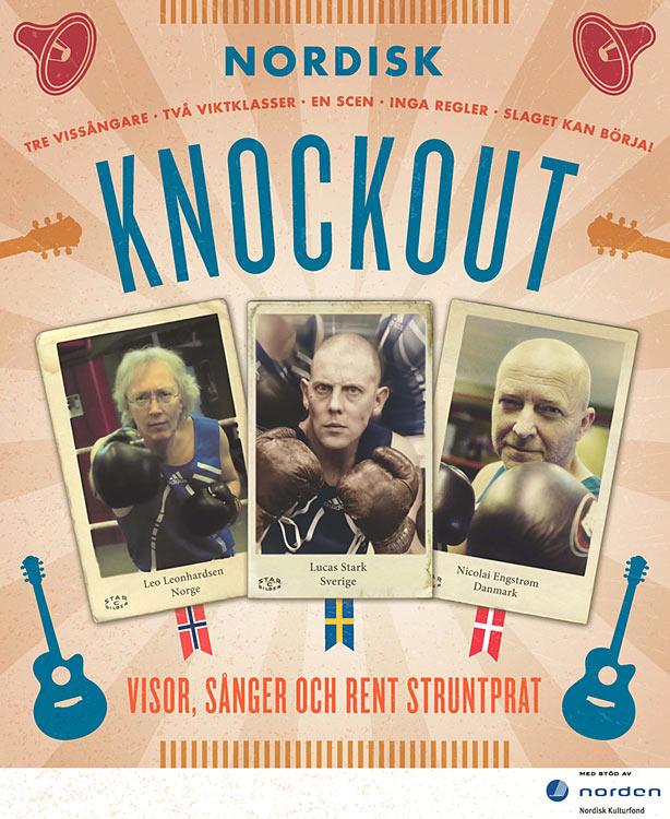 Nordisk Knockout-plakat