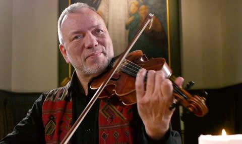 Øyvind Rauset i Tøyen kirke