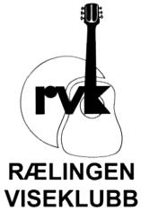 Rælingen viseklubbs logo