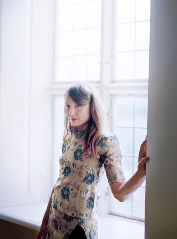 Sarah Riedel. Foto: Ida Borg