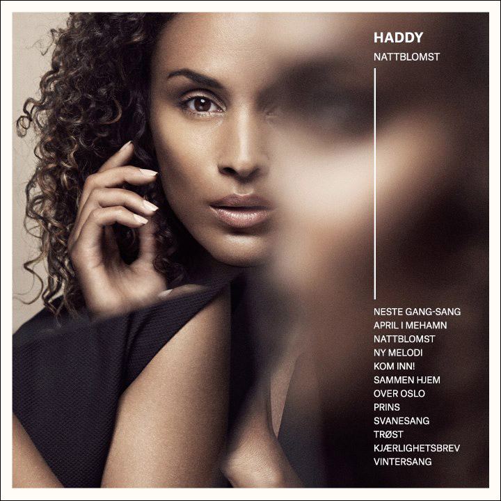 Haddy CD-omslag