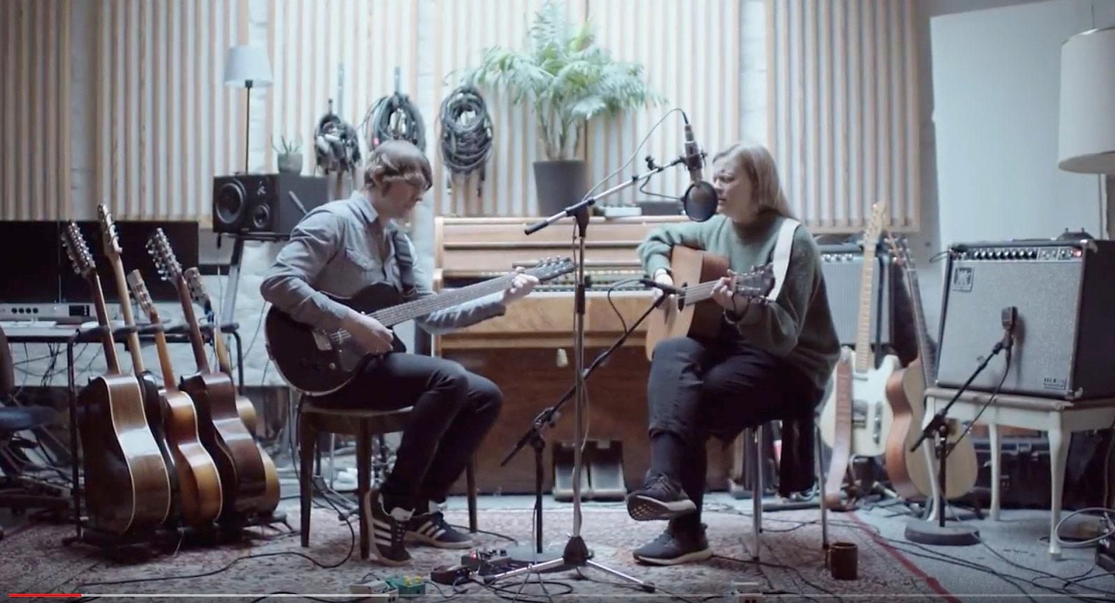 Ingvild Homme i vår Video-Showcase