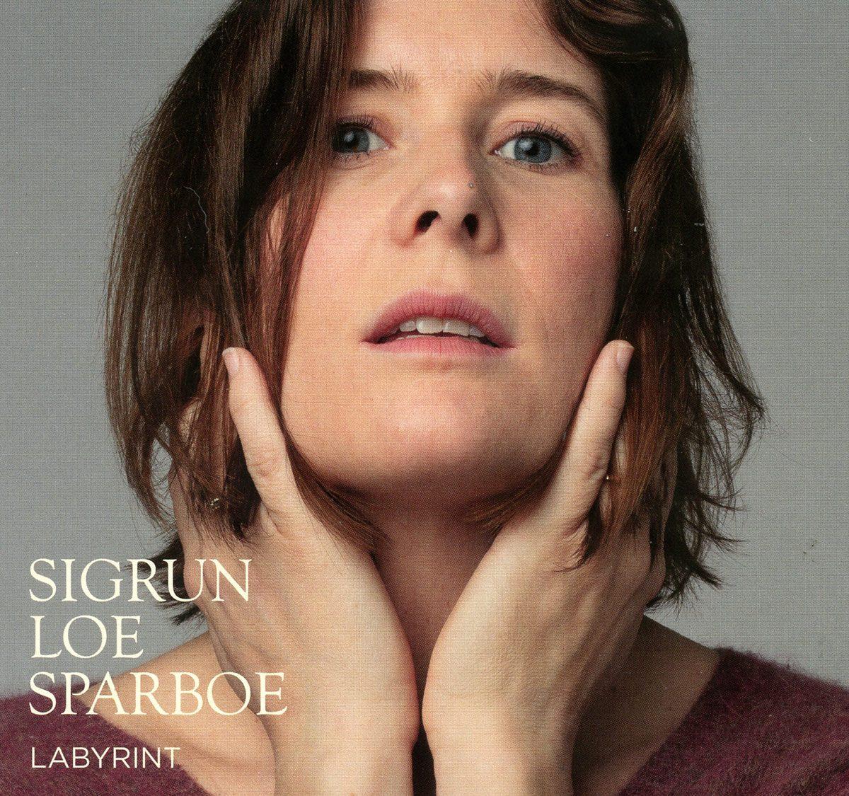 Sigrun Sparboe - Labyrint omslag