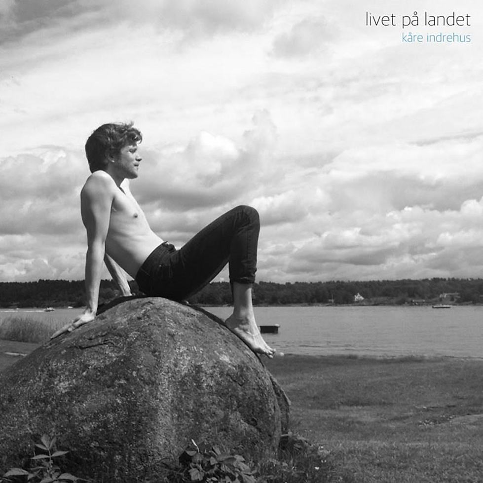 Kåre Indrehus: Livet på Landet omslag