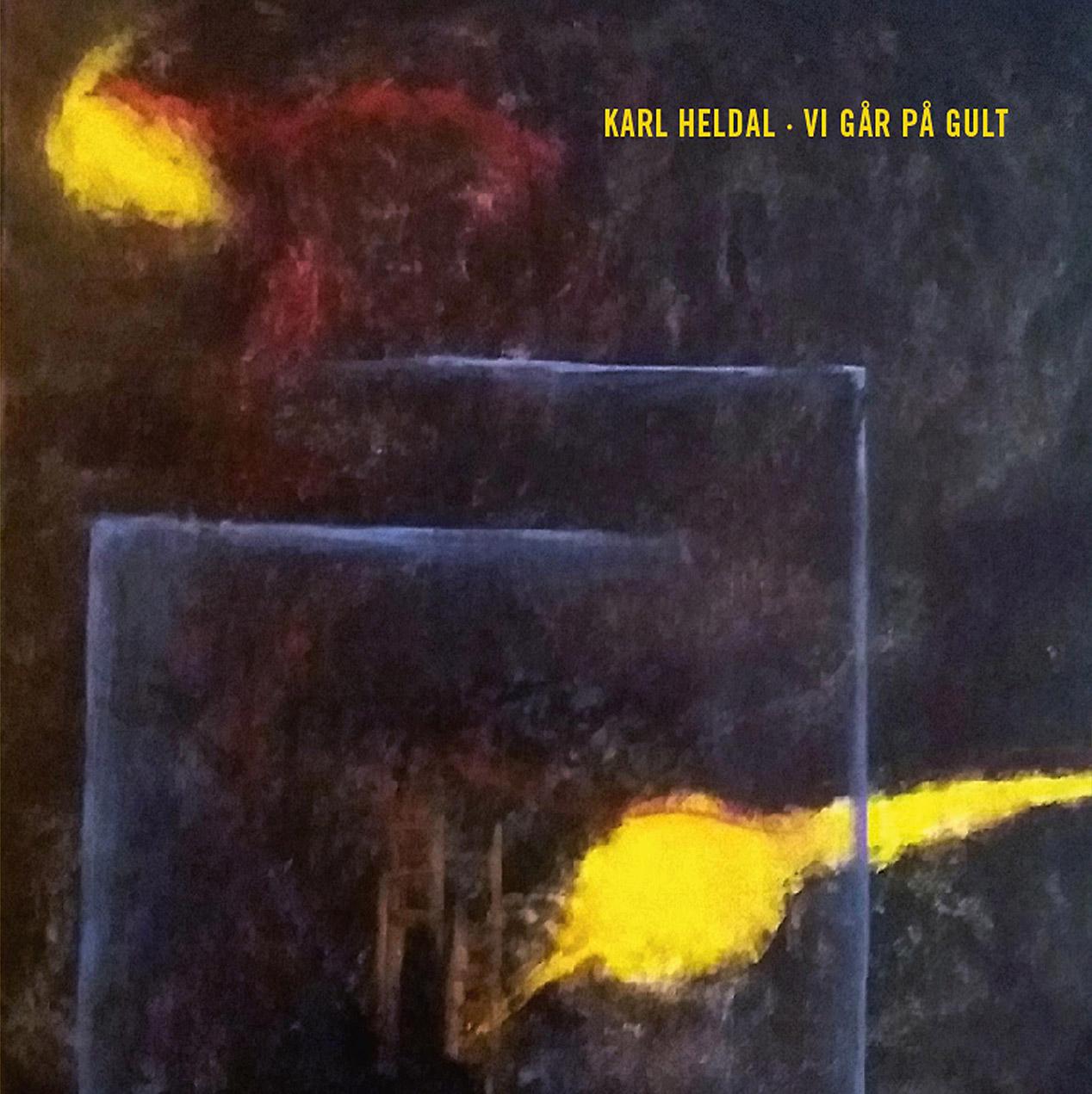 Karl Heldal CD-omslag