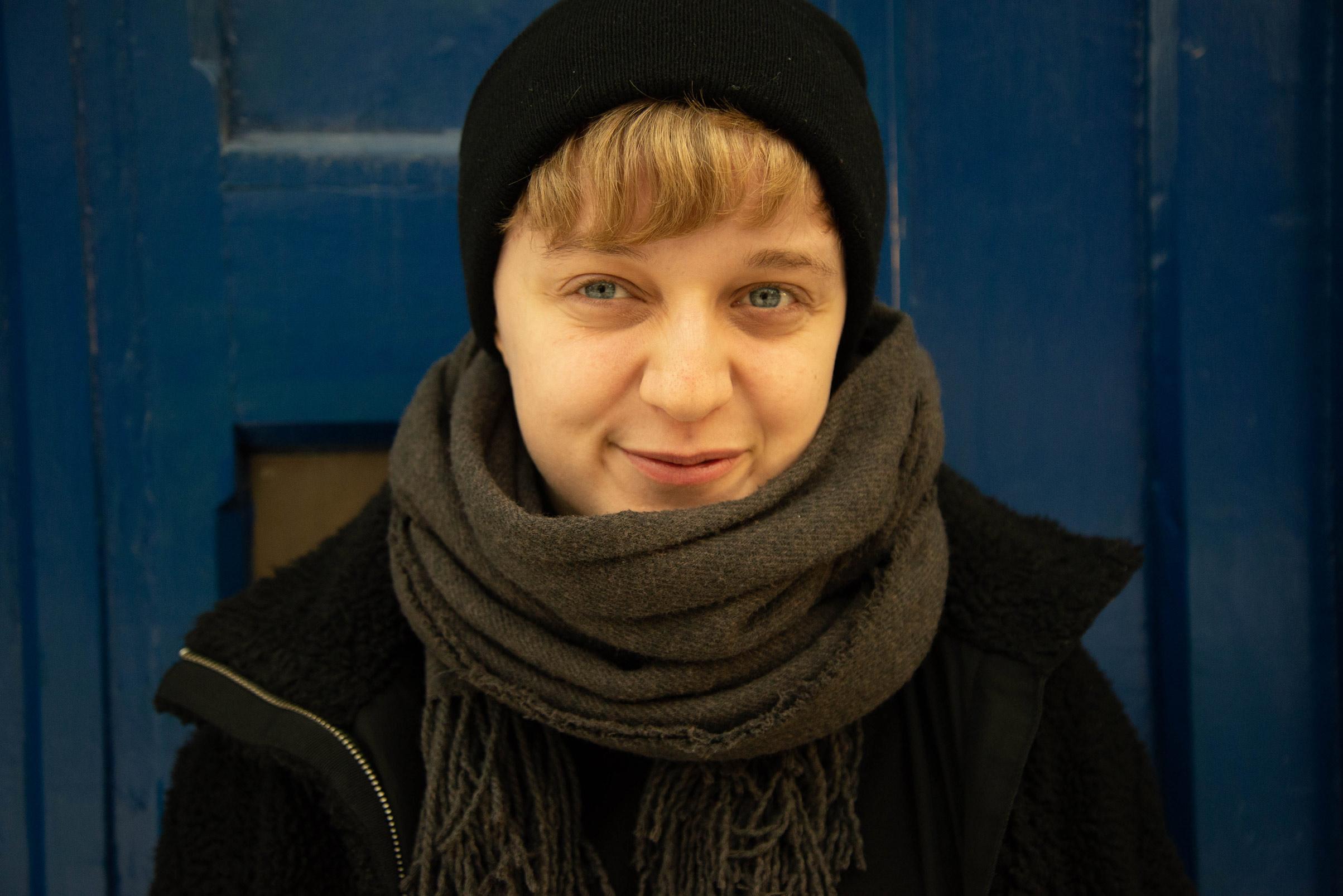 Ingeborg Oktober. Foto: Ådne Evjen