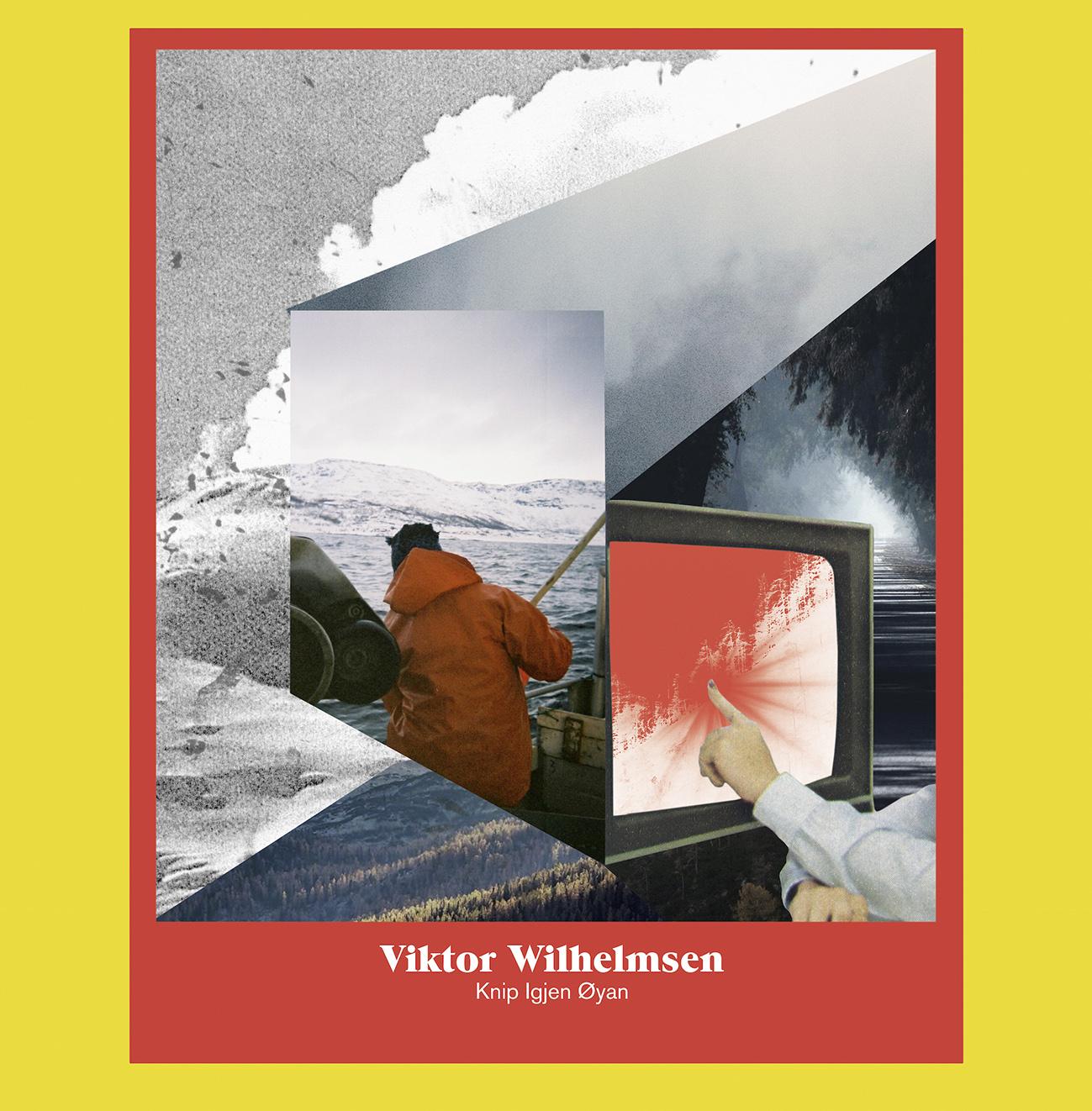 Viktor Wilhelmsen omslag