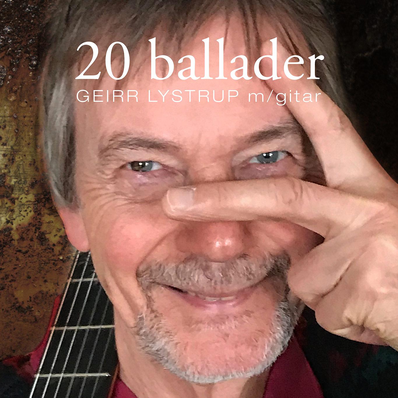 Omslag - Lystryp 20 Ballader